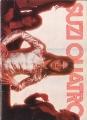 SUZI QUATRO 1974 JAPAN Tour Program