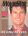 TOM CRUISE Movie Star (10/96) JAPAN Magazine