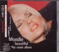 BLONDIE Beautiful The Remix Album JAPAN CD