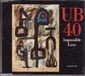 UB40 Impossible Love UK CD5