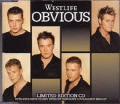 WESTLIFE Obvious UK CD5