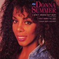 DONNA SUMMER I Don't Wanna Get Hurt UK 12
