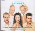 STEPS Chain Reaction/One For Sorrow UK CD5 Ltd.Club Mix Edtion w