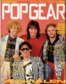 VAN HALEN Popgear (8/86) JAPAN Magazine