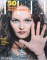 VANESSA PARADIS Elle (11/20/95) FRANCE Magazine (C)