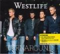 WESTLIFE Turnaround ASIA CD w/Bonus Karaoke VCD & Outer Case