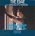 THE EDGE with SINEAD O'CONNOR Heroine UK 7