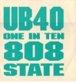 808 STATE/UB40 One In Ten UK 12