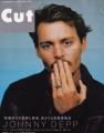 JOHNNY DEPP Cut (8/98) JAPAN Magazine