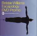 ROBBIE WILLIAMS Escapology USA DVD Promo