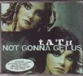 TATU Not Gonna Get Us EU CD5 w/Remixes & Video
