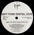 DAFT PUNK Digital Love USA 12