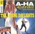 A-HA The Living Daylights JAPAN 7