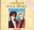 ROXETTE Church Of Your Heart UK CD5