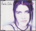 PAULA COLE I Don`t Want To Wait GERMANY CD5 w/3 Tracks