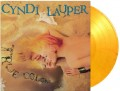 CYNDI LAUPER True Colors USA LP Color Vinyl