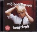 ASHLEE SIMPSON Boyfriend EU CD5 w/4 Tracks