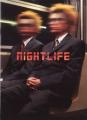 PET SHOP BOYS 1999 Nightlife UK Tour Program