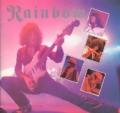 RAINBOW 1981 JAPAN Tour Program w/Ticket Stub