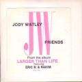 JODY WATLEY Friends USA CD5 Promo Only