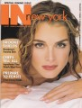 BROOKE SHIELDS In New York (10/05) USA Magazine