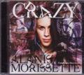 ALANIS MORISSETTE Crazy USA CD5 w/5 Mixes