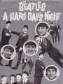 BEATLES A Hard Day's Night JAPAN Movie Program (Revival)