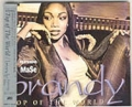 BRANDY Top Of The World JAPAN CD5