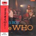 WHO I'm A Boy JAPAN CD
