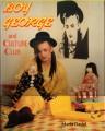 CULTURE CLUB Boy George And Culture Club USA Hard-Cover Picture Book