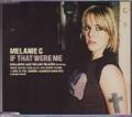 MELANIE C If That Were Me AUSTRALIA CD5 w/4 Tracks+Video