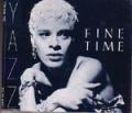 YAZZ Fine Time UK CD5