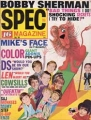 BOBBY SHERMAN 16 Spec (Fall/69) USA Magazine