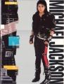 MICHAEL JACKSON 1988 World Tour JAPAN Tour Program
