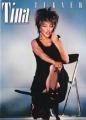 TINA TURNER 1984 World Tour USA Tour Program