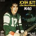 JOAN JETT & THE BLACKHEARTS Nag GERMANY 7