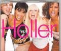 SPICE GIRLS Holler UK CD5