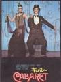 LIZA MINNELLI Cabaret JAPAN Movie Program