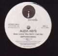 ALICIA KEYS How Come You Don't Call Me USA 12