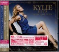 KYLIE MINOGUE Hits DVD Edition JAPAN ONLY CD+DVD