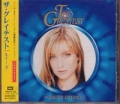 LOUISE The Greatest JAPAN CD w/16-Trk Compilation