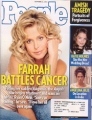 FARRAH FAWCETT People (10/23/06) USA Magazine