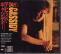 DAVID CASSIDY David Cassidy JAPAN CD Promo