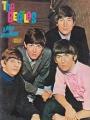 BEATLES A Hard Day's Night JAPAN Movie Program (Original)