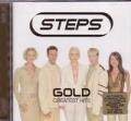 STEPS Gold Greatest Hits UK CD