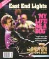 ELTON JOHN East End Lights (#24) USA Fan Club Magazine