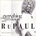 RUPAUL Everything You Always Wanted To Know About RUPAUL USA LP