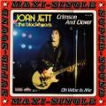 JOAN JETT & THE BLACKHEARTS Crimson And Clover GERMANY 12