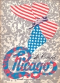 CHICAGO 1971 JAPAN Tour Program