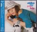 AKIKO Hip Pop Bop JAPAN CD